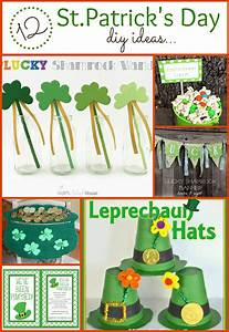 St. Patrick's Day Craft Ideas - Uncommon Designs