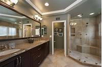 master bathroom pictures Luxurious Master Bathrooms Design Ideas (With Pictures)