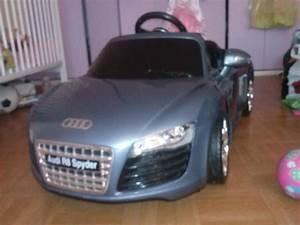 Audi Cergy : troc echange audi r8 lectrique enfant sur france ~ Gottalentnigeria.com Avis de Voitures