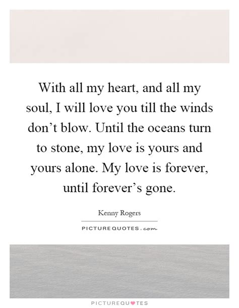 My Heart Is All Yours Quotes