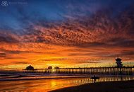 Huntington Beach California Sunset