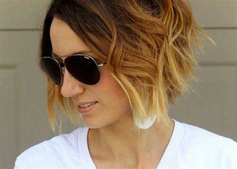 1000+ Ideas About Short Wavy Haircuts On Pinterest