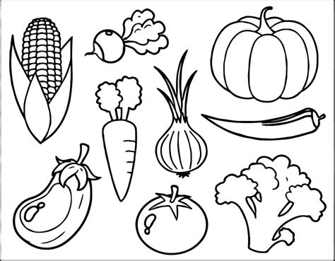 Fruits Drawing For Colouring At GetDrawings.com