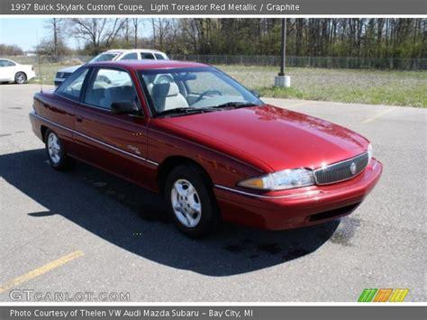 1997 Buick Skylark Custom by Light Toreador Metallic 1997 Buick Skylark Custom