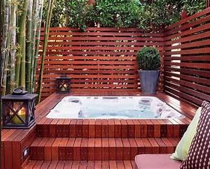 Whirlpool Im Wintergarten : ausenbereich f r entspannung outdoor whirlpool gebraucht toiletten pinterest garten ~ Markanthonyermac.com Haus und Dekorationen