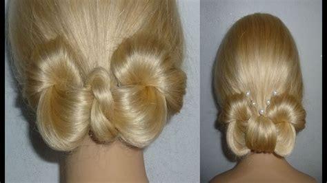 schnelle frisurenhochsteckfrisurzopffrisurupdo hair
