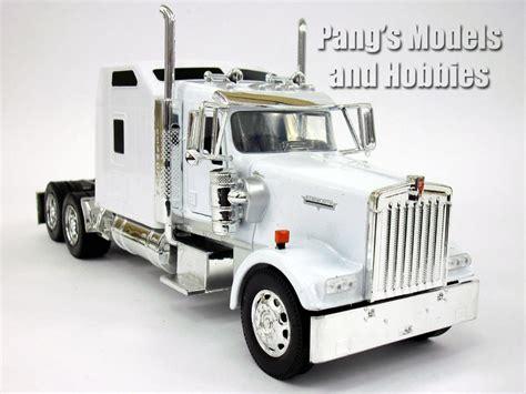 model semi trucks kenworth w900 semi truck die cast metal from pang 39 s models and