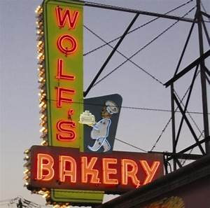 76 best Vintage Bakery Neon Signs images on Pinterest