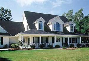 country style house designs 3 front dormers and farmers porch house plans cape cod my house and porches