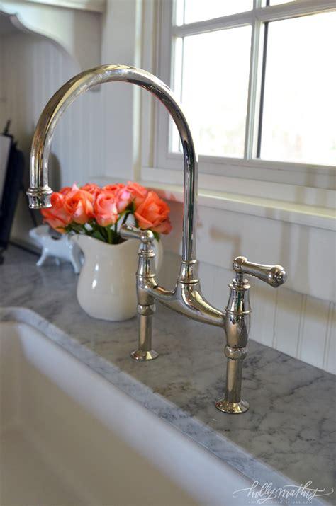farmhouse kitchen faucet louisiana bound mathis interiors