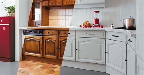 repeindre cuisine en gris idée déco repeindre sa cuisine en blanc poalgi