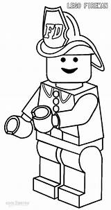 Coloring Miner Lego Attractive Fresh sketch template
