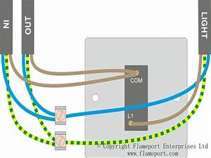 How To Wire A Pull Cord Light Switch Diagram - Gooddy