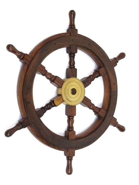 Sailboat Wheel Wall Decor by 17 Best Images About Nautical Teak Ship S Steering Wheels