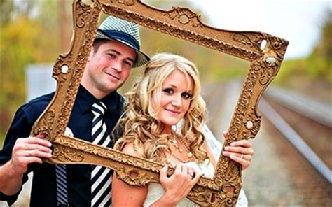 animations mariage le cadres photos pour photobooth