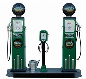 Gas Pump Heaven :: REPRODUCTION PUMPS :: COMPLETE ISLANDS