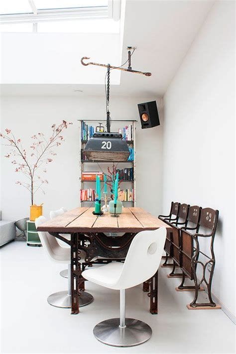 muebles reciclados  recrear decoraciones retro