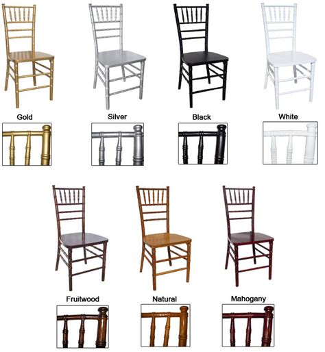 chivari room chair with padded seat line rentals
