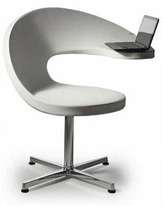 20 unusual office chair designs darn office for Chair desk design