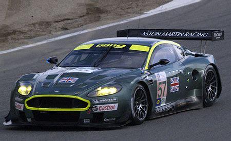 Aston Martin Racing Program Turns Drivers Into Pros