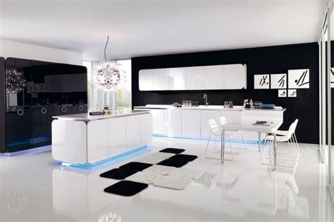 cocina minimalista de euromobil