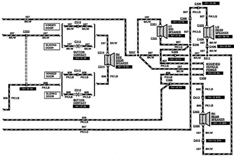 Ford Stereo Wiring Diagram Auto Electrical