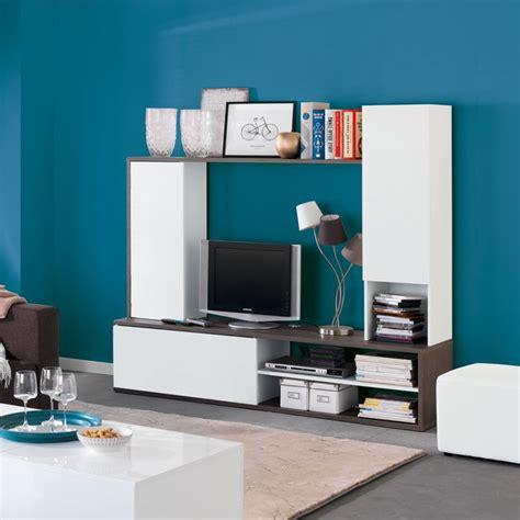 alinea accessoires cuisine amparo grand meuble tv à fixer au mur moderne salon
