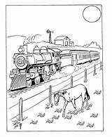 Coloring Train Pages Trains Steam Engine West Adult Sheets Colouring Wild Number Railroad Printable Bluebonkers Cartoon Privacy Policy Print Reserved sketch template