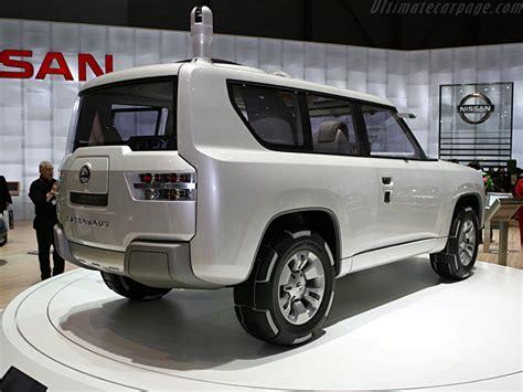 Nissan Terranaut Concept 2006 Geneva International Motor
