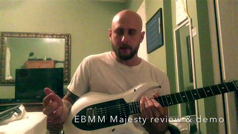 A crown jewel of the john petrucci signature line, the 2019 majesty offers new metallic finishes based on the iconic ball family reserve shieldless majesty models. Music Man Majesty Review & Demo - YouTube