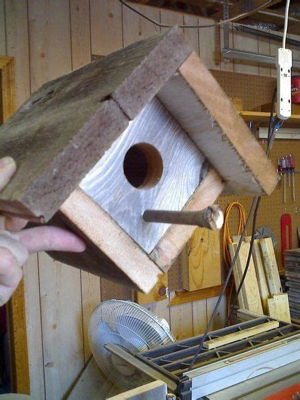 recycle wood projects rustic wood birdhouses