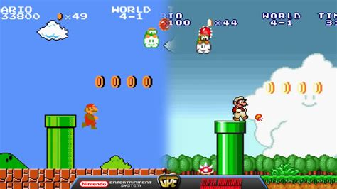 Gaming Palooza Exclusive Nes Vs Super Nintendo Super