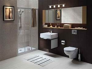 Bloombety : Brown Best Color Schemes For Bathrooms Best ...