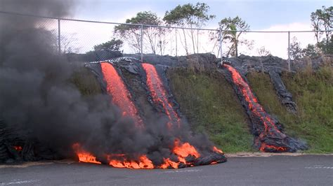 june 27 lava flow hawaii news and island information