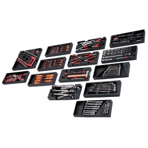 servante 6 tiroirs 14 modules 202 outils cpp xl sam outillage bricozor