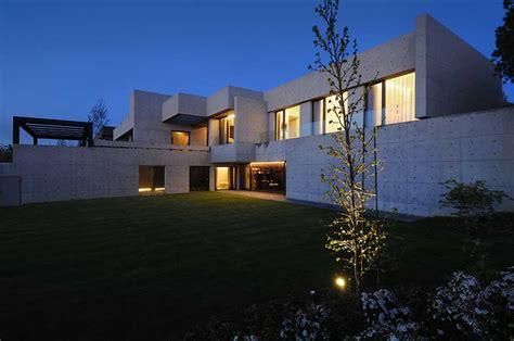 Concrete House, Contemporary Spanish Home - e-architect