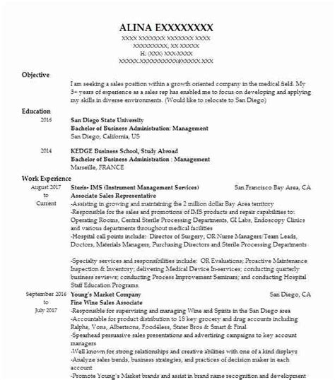 Best Warehouse Resume by Best Warehouse Associate Resume Exle Livecareer