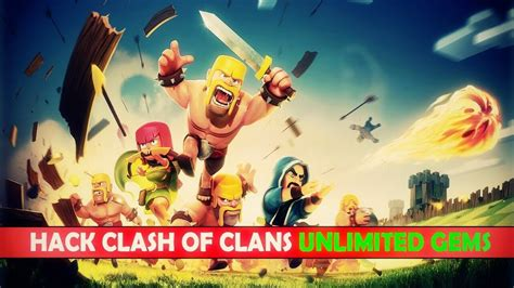 free gems clash of clans android clash of clans cheats unlimited gems no survey