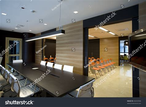 modern boardroom design interior modern boardroom view conference room stock photo 40253596 shutterstock