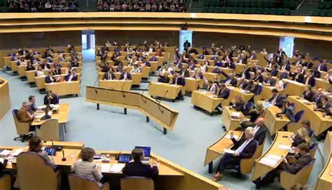 Zetelverdeling 2e Kamer by Kamerlidmaatschap Biedt Weinig Kans Op Een Baan De Speld
