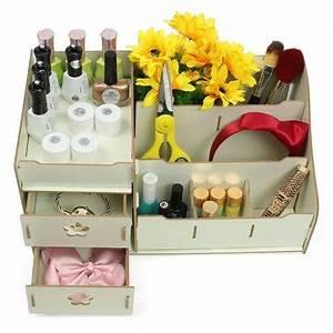 Make Up Schrank : wpc make up kosmetikbox schubladen halter parf m schmuck fall veranstalter schrank bei banggood ~ Frokenaadalensverden.com Haus und Dekorationen