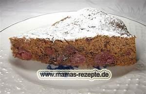 Mamas Rezepte : schokolade kirschkuchen mamas rezepte mit bild und kalorienangaben ~ Pilothousefishingboats.com Haus und Dekorationen