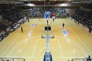 Stade Louis II Salle Omnisports