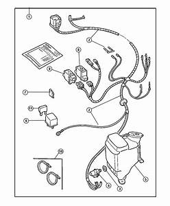 2009 Jeep Wrangler Trailer Wiring Diagram : jeep wrangler wiring package enclosure 82208907ab ~ A.2002-acura-tl-radio.info Haus und Dekorationen