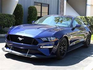 APR CW-201810 Mustang Carbon Fiber Splitter fits Performance Package 2018-2019
