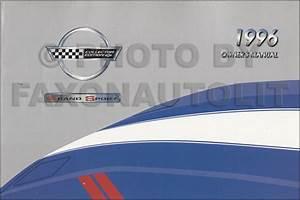 1996 Chevrolet Corvette Repair Shop Manual Original 2