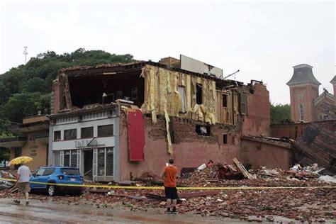 mcgregor tornado damage   worse   thought