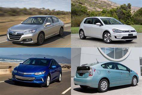 Great Hybrid Cars by 8 Great Used In Hybrid And Electric Vehicles