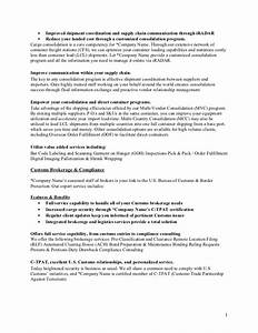 logistics management plan template With transport management plan template