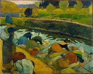 paul gauguin early works - Google Search | art class ...